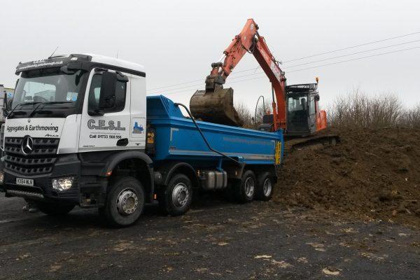 Plant & Crusher Hire Peterborough