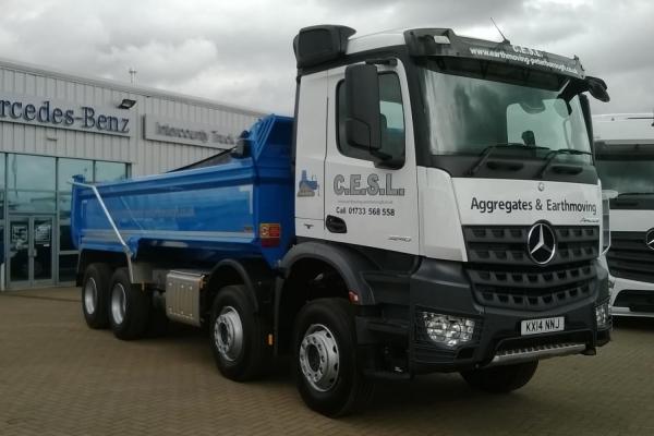 Aggregates & Eartmoving Services Peterborough