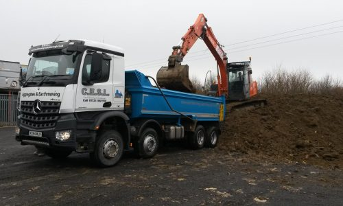 Plant & Crusher Hire Peterborough