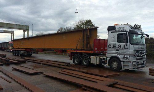 Heavy Haulage in Peterborough and the UK