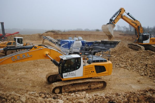 Earthmoving Services in Peterborough